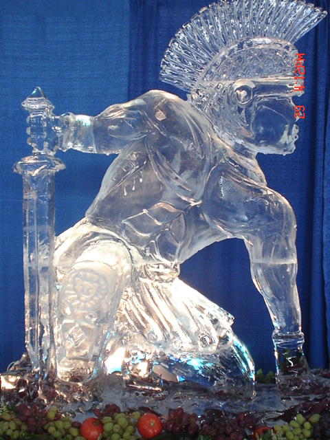 ice designs by jeff day wedding ice carvings and sculptures
