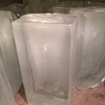 large block of ice